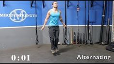 jumping rope tutorial - YouTube