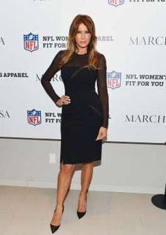 Limited Edition Marchesa/NFL Collaboration Launch - Slaven Vlasic/Getty Images