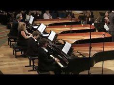 Bach-Vivaldi/Concerto for 4 Pianos/MultiPiano Ensemble Music Love, Live Music, My Music, Cello Music, Four Piano, Music Songs, Music Videos, Piano For Sale, Baby Grand Pianos