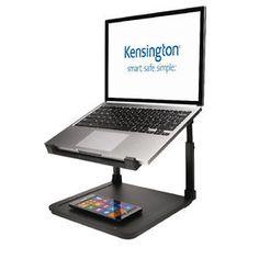 a tarjeta vertical para laptop kensington smartfit con pad de carga k52784ww