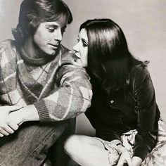 Mark Hamill and Carrie Fisher 1980s