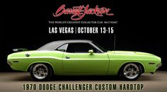 This #custom #Challenger is #equipped with one of the best-known new-age…