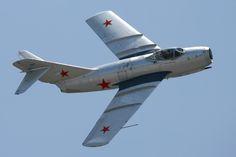 Korean War Fighter Planes | Great Planes Mikoyan-Gurevich MiG-15