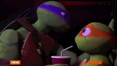 Teenage Mutant Ninja Turtles: Parasitica Tribute - Disturbia [RIANNA]