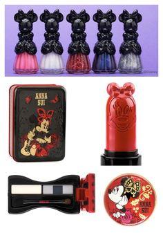 Anna Sui x Minnie Mouse