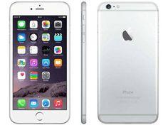 iPhone 6 Plus Apple 16GB 4G iOS 8 Tela 5.5' com as melhores condições você encontra no site do Magazine Luiza. Confira!