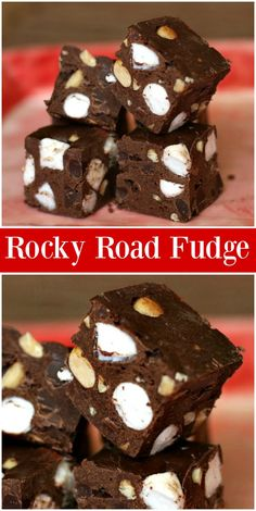 You'll really enjoy these sweet and savory fudge recipes. Perfect for a holiday dessert or as a dessert option to bring to a party. New Year's Desserts, Christmas Desserts, Christmas Baking, Delicious Desserts, Christmas Candy, Christmas Fudge, Christmas Crack, Plated Desserts, Candy Recipes