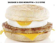Sausage & Egg McMuffin ® :: McDonalds. Mcdonalds Breakfast, Breakfast Menu, Breakfast Items, Breakfast Recipes, Sausage And Egg Mcmuffin, Fig Nutrition, Incredible Edibles, Hamburger, Hamburgers