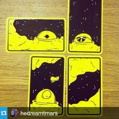 #stickersocialclub @hedreamtmars・・・Eggs for breakfast  #eggshellstickers #stickersocialclub @eggshellstickers