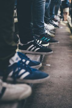 Anti Social, Adidas Casual Shoes, Adidas Retro, Football Casuals, Outfit Grid, Adidas Gazelle, Black And White Photography, Nice Dresses, Trainers