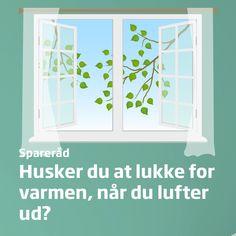 En del af en serie af spareråd. Læs mere på Middelfart Fjernvarmes facebookside.