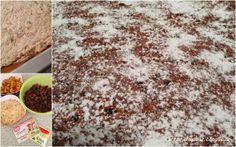 Stollenkonfekt ohne Orangeat, ohne Milch und ohne Ei - vegan lecker: www.stephiespost.blogspot.de