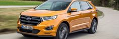 Galerie: Prise de contact Ford Edge