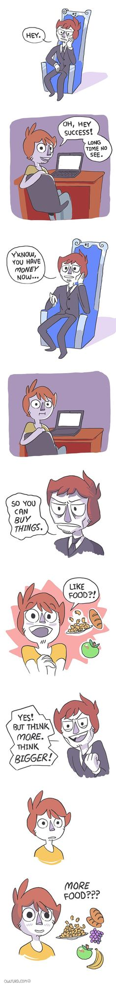 If you're using the internet, and haven't seen Owlturd Comix yet - you are missing out on some of the best comics ever created. Life Comics, Fun Comics, Funny Cute, The Funny, Hilarious, Funny Cartoons, Funny Memes, Funny Gifs, Memes Humor
