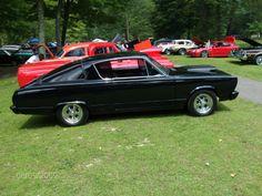 1966 Plymouth Barracuda | 1964 / 1966) Plymouth Barracuda Première Génération