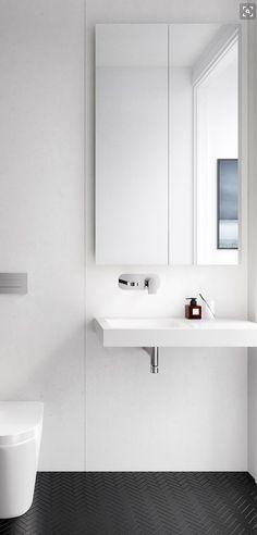 3 Mighty Tips: Minimalist Home Inspiration Dining Rooms minimalist interior grey lamps.Minimalist Home Decorating Apartments minimalist bedroom gray linens.Minimalist Home Living Room Lounges. Laundry In Bathroom, Bathroom Toilets, Shower Room, Minimalist Decor, Bathroom Interior, Small Bathroom, Minimalist Bathroom, White Bathroom, Bathroom Decor