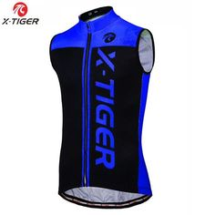 X-Tiger Summer Sleeveless Cycling Jersey Vest MTB Bike Jersey Ropa Ciclista  Hombre Maillot Ciclismo Racing Bicycle Clothing 52ec6a347