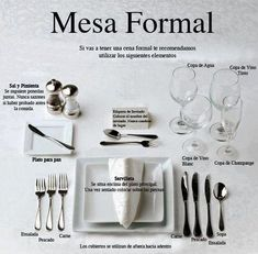 Etiquette and manners at a restaurant for a formal dinner or business luncheon: Tips for timing, reservations, arrivals, utensil use, toasting and tasting. Dining Etiquette, Etiquette And Manners, Table Manners, Formal Dinner, Dessert Spoons, Dinner Table, Just In Case, Table Settings, Setting Table