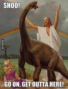 Stupid dinosaurs