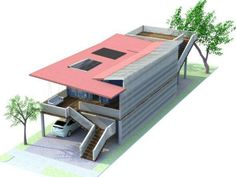 Senior Shipping Container Homes : Entry 7455