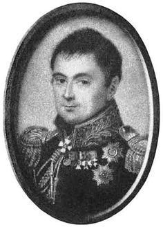 Светлейший князь П. М. Волконский
