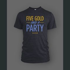 Five Gold and a Party! Follow the link to get Titansgrave loot!