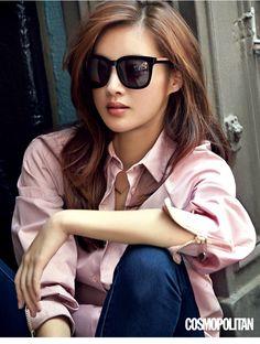 Style Korea: The Art of Korean Fashion • Kang So Ra for Cosmopolitan Korea October 2015....