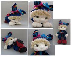 HANDMADOWO: Magda-przytulanka Teddy Bear, Toys, Animals, Activity Toys, Animales, Animaux, Clearance Toys, Teddy Bears, Animal