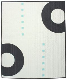 Modern quilt (I'd like to incorporate the smaller squares in a quilt with diamonds).