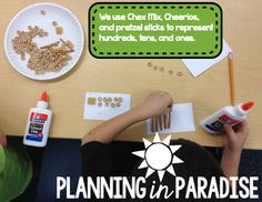 Planning In Paradise: Place Value Fun