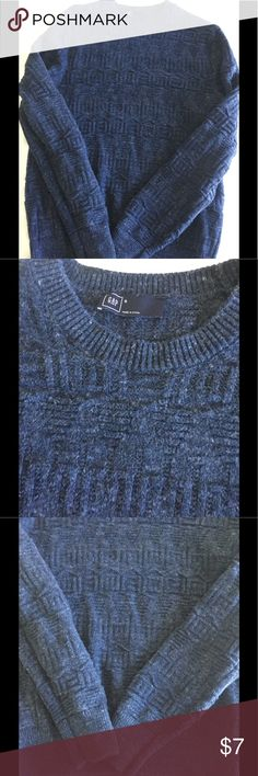 Sweater for man Good condition , warm and cool GAP Sweaters Crewneck