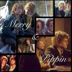 Merry and Pippin! They are so cute