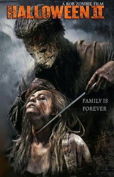 Halloween 2 Rob Zombie Horror Movie Slasher