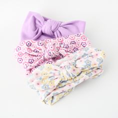 b6c0dc3a547 Check out my new 3-pack Sweet Bow Decor Headband Set for Baby Girl