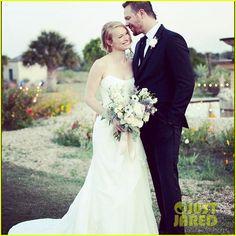 Leven Rambin & Jim Parrack's Wedding Photos Revealed!