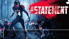 VIDEO: Pack In Black - Northcarolinastate - Scout