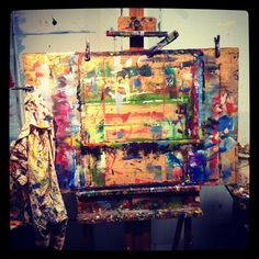 studio by karen*me-shell, via Flickr
