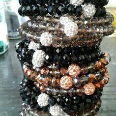 New bracelets preciosa crystall _winter_