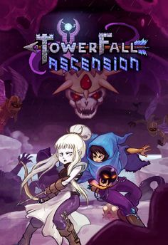 TowerFall: Ascension Poster Art