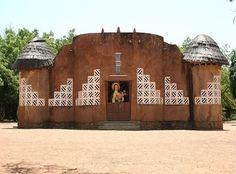 Tata-somba-Eglise, Benin
