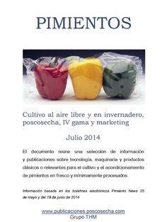 #ClippedOnIssuu from Info Pimiento 2014 Publicado por la Biblioteca de Horticultura de SPE3