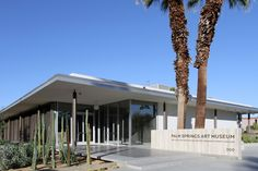 Palm springs art music what to do - The Style Traveller Spring Art, Art Music, Palm Springs, Midcentury Modern, Coachella, Botanical Gardens, Modern Architecture, The Good Place, Pergola