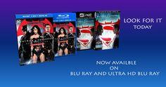 Blu ray Product Promo 4K Ultra HD (2160p)