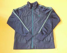 Vintage 80s Pure Cashmere Jacket Trench Coat Button Down Baker Workshirt Work Wear Solid Dark Gray Sweater Sweatshirt Size M pvRZD0vb