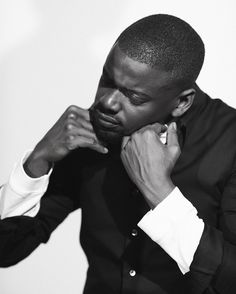 "- Slideshow - Daniel Kaluuya - Interview Magazine - in the dictionary under ACTOR...his Picture please! Horror/Thrillers and the acting therein should NOT be separated...he should be nominated for his role in ""Get Out"""