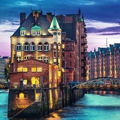 Luxe in Hamburg