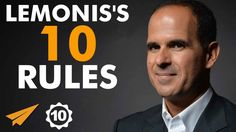 Marcus Lemonis's Top 10 Rules For Success