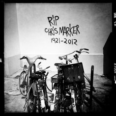 RIP Chris Marker Film School, Martin Scorsese, Science Art, Markers, Cinema, In This Moment, Rue, Films, Tumblr