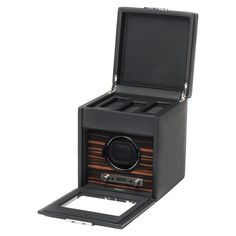 WOLF Roadster Single Watch Winder with Storage - 457156