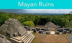 .... Visit some of Belize's most astonishing Mayan ruins and caves at Lubaantun and Nim Li Punit. Explore the history of the Maya and their traditions and be guided by an indigenous Maya from the region. End your trip by exploring the Blue Creek or Rio Blanco waterfalls. .. Ruinas mayas Visite algunos de las más sorprendentes ruinas y cuevas mayas de Belice en Lubaantun y Nim Li Punit.Explore la historia de los mayas y sus tradiciones y sea guiado por un indígena maya de la región.Termine…